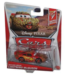 Disney Pixar Cars Movie Nature Drive Lightning McQueen 95 Die-Cast Toy Car