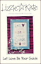 Lizzie-Kate-COUNTED-CROSS-STITCH-PATTERNS-You-Choose-from-Variety-WORDS-PHRASES thumbnail 164