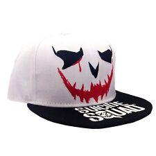 Cappello Suicide Squad Joker Smile HaHaHa snapback Cap Hat DC Comics