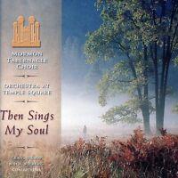 Mormon Tabernacle Choir - Then Sings My Soul [new Cd] on sale