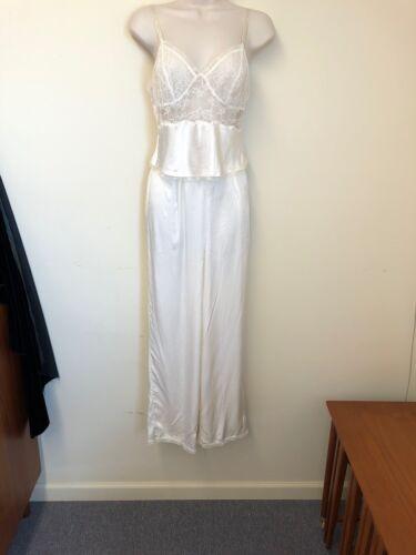 Vintage Victoria's Secret 100% silk and lace Camis