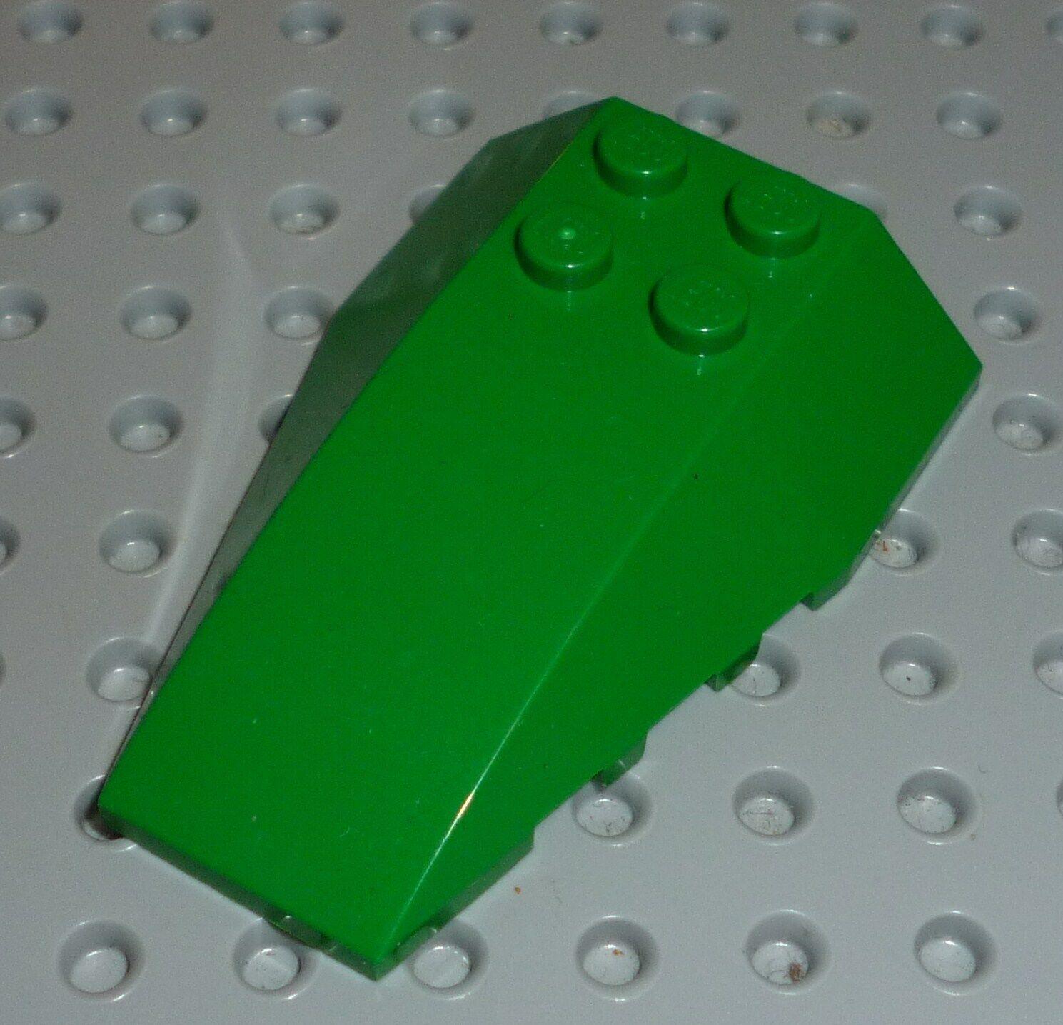LEGO 43712 Choose Colour J2 Part no WEDGE BRICK Wedge 6 x 4 Triple Curved