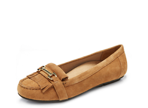 Size Toffee Orthotic Vionic Suede Eur Uk Technology 3 Fmt Loafer With Chill 36 Zppxqd8