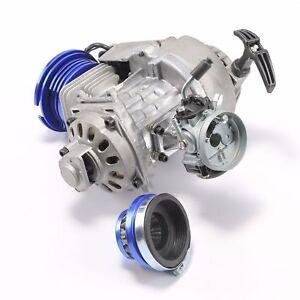 Racing-49cc-50cc-2-stroke-Engine-Motor-Min-Pocket-Quad-Dirt-Bike-ATV-Scooter