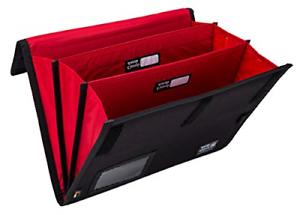 RE ROUGH ENOUGH Rough Enough Accordion Expanding File Folders Organizer RE8437