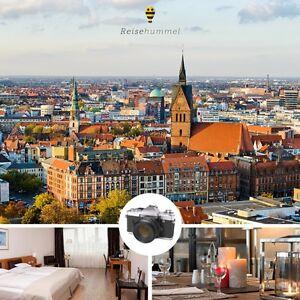 2 Tage Städtereise am Wochenende Hannover 4★ Wyndham Atrium Hotel TOP Lage