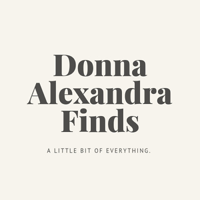 donnaalexandrafinds