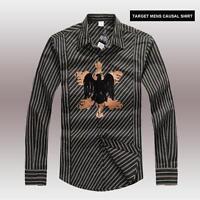 Target Mens Casual Shirt- Size M & L (20 Pcs Only $50)