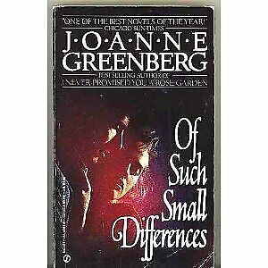 Of Such Small Differences by Greenberg, Joanne