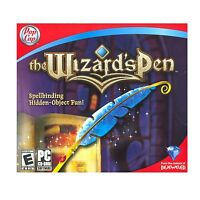 The Wizard's Pen - Pc Hidden Object Game - Brand