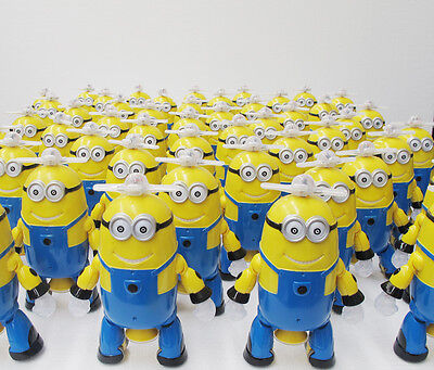 1Pc Despicable Me Minion LED Light & Sound Kid Child Boy Singing & Dancing Toy