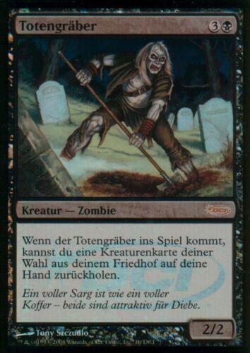 Totengräber FOIL GravediggerEX+Gateway PromosGERMagic MTG