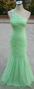 Nwt Logan Hailey Sage Prom 155 Gown Evening 5 Formal TqTvrx