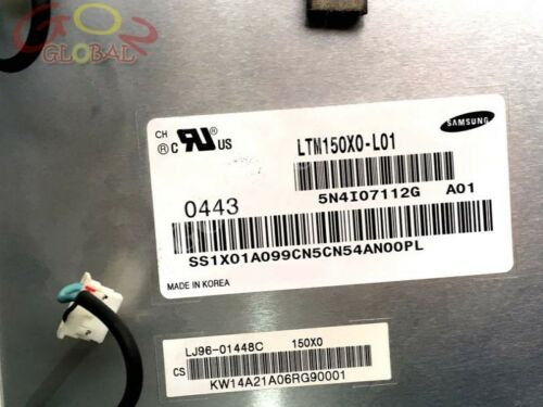 "new LTM150X0-L01 LTM150X0L01 LTM150X0 L01 15/""1024*768 LCD display panel PC"