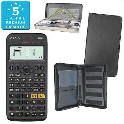 Schutztasche Casio FX-85 GT PLUS Taschenrechner mit 5 Jahren Garantie