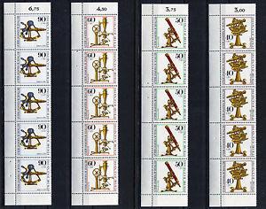 Berlin-641-644-postfrisch-5-mal-Satz-auch-Eckrand-Optische-Instrumente