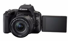 Canon EOS 200D DSLR Body with 18-55 IS STM Lens