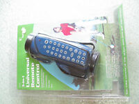 Radio Shack Golf Bag Universal Remote For Tv, Vcr And Cable Boxes
