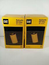 Caterpillar Hydraulic Oil Filter 1r 0741 Lot Of 2