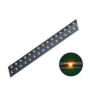 100pcs-0402-1005-SMD-LED-Diode-Lights-Bulb-Orange-Ultra-Bright-Chips