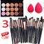 15-Colors-Makeup-Contour-Face-Cream-Concealer-Palette-Professional-20-BRUSH-SP thumbnail 1