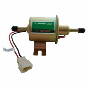 12-V-Bomba-Electrica-Combustible-Diesel-De-Gasolina-Universal-faceta-Cilindro-Estilo-Tractor-Barco
