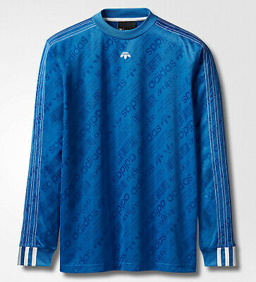 Adidas Climalite Japan JFA Jersey Blue Soccer S M | eBay