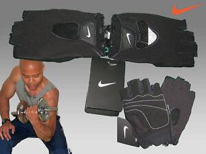 Neuf Nike Homme Fondamentaux Gants Fitdry Performance Fitness Gym Vélo L-afficher Le Titre D'origine Remise GéNéRale Sur La Vente 50-70%