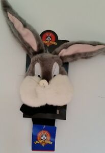 Bugs-Bunny-Puppet-Head-Cover-Looney-Tunes-Warner-Bros-brand-new