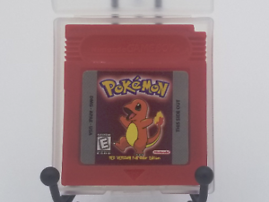 Pokemon Red Full Color Version for the Game Boy Color