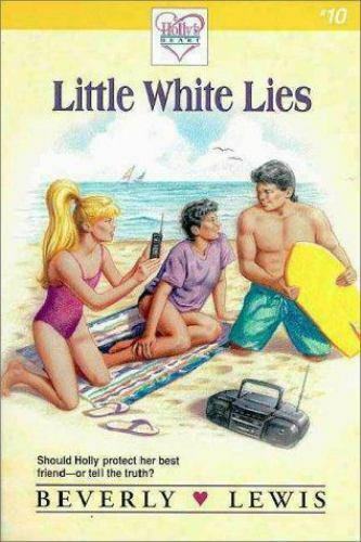 Little White Lies by Lewis, Beverly