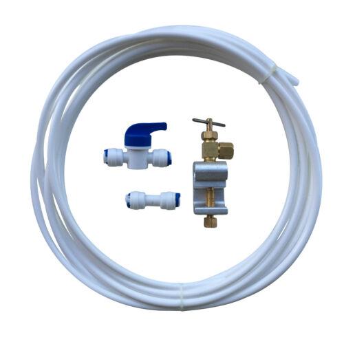 American Frigorifero Congelatore ACQUA FILTRO CONNECTION KIT IDRAULICI inclusi tubing