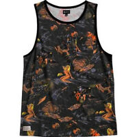 MATIX Atomic Hawaiian Tank (S) Black