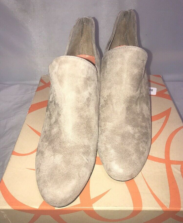 popolare Via Spiga Fabienne  Suede Wedge Ankle avvioie donna scarpe scarpe scarpe  Dimensione 7 NEW  punto vendita