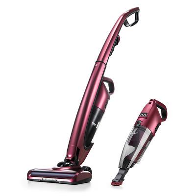 PUPPYOO WP511US Cordless Vacuum Cleaner Stick 2 in 1 Upright Handheld Car Vacuum