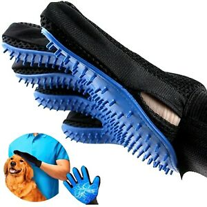 Glove-for-Hair-Dog-Cat-Brush-cardatore-Massage-Grooming-touch