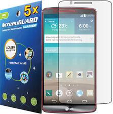 5x Clear LCD Screen Protector Guard Cover Film LG G3 D850 D851 LS990 VS985 G3