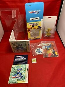Mega-Man-Legacy-Collection-Nintendo-3DS-CIB-Complete-In-Box-Collector-039-s-Edition