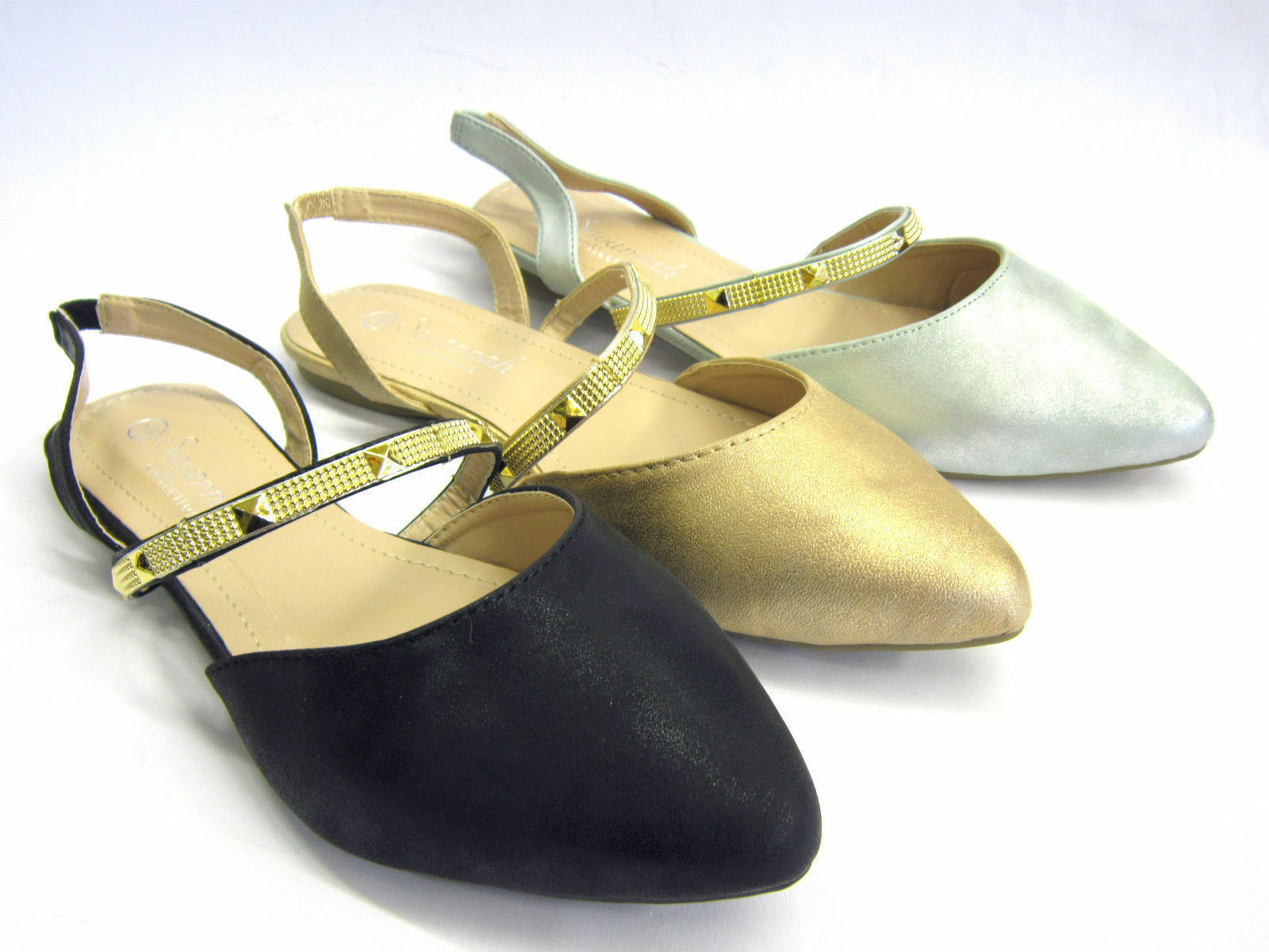 f80053- las señoras  Savannah Sintético  zapatos  señoras destalonados con tachones DETALLE d0f52e