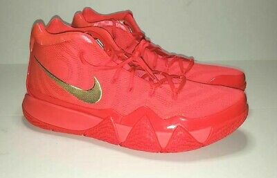 kyrie 4 red gold