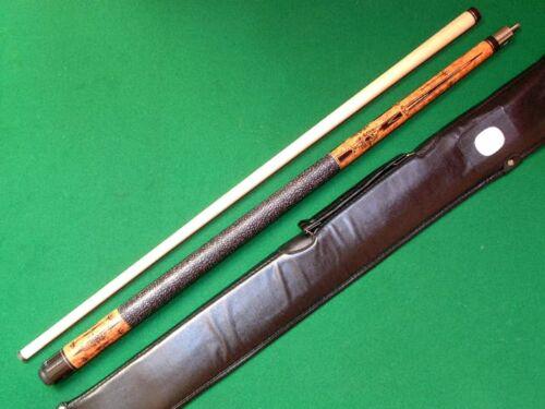 inclusive Softbag Oriental Wood Ahorn Top Billard Queue C/&J Professional