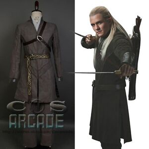 Image Is Loading Lord Of The Rings Hobbit Prince Legolas Greenleaf