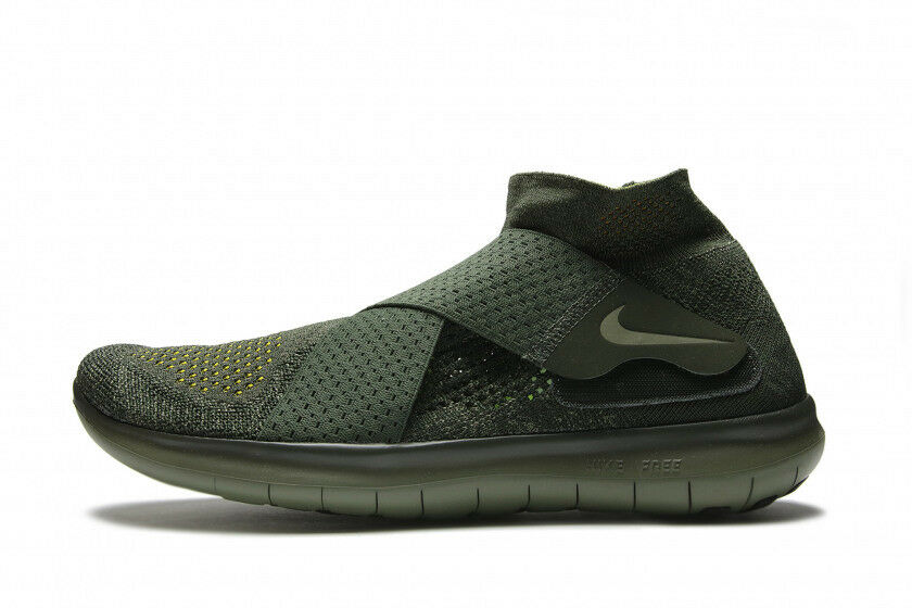 a6d9a3620078 NIKE FREE FREE FREE RN MOTION FK 2017 MEN S RUNNING SHOES SEQUOIA MEDIUM  OLIVE 880845 301