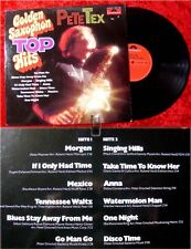LP Pete Tex: Golden Saxophon Top Hits (1976)