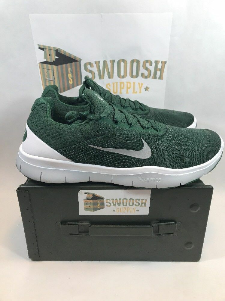 Nike Free Trainer V7 NFL New York Jets shoes Size AA1948-302 12.5