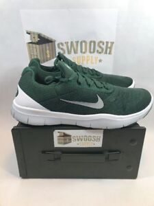 234741d65e77 Nike Free Trainer V7 NFL New York Jets Shoes Size AA1948-302