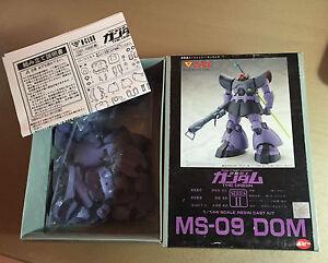 Kit résine B-club Gundam The Origin série Ii 1/144 - Ms-09 par Dom