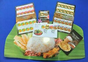 SJ-Malaysia-Hong-Kong-Joint-Issue-Local-Food-2014-Cuisine-Gastronomy-folder