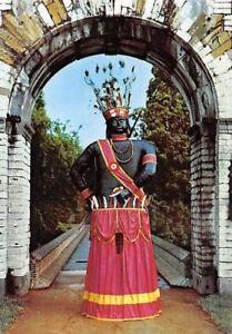 Belgium-Dendermonde-Reus-Indiaan-Statue