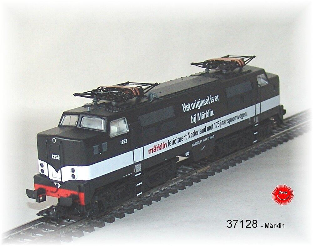 Märklin 37128 e-Lok serie 1200 EETC mfx Sound metal  neu en OVP